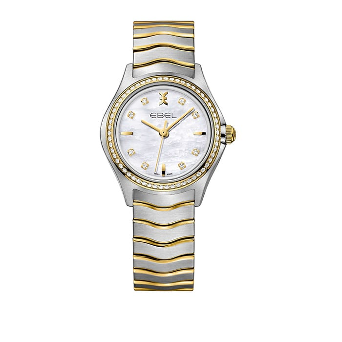 EBEL Wave Diamonds Lady