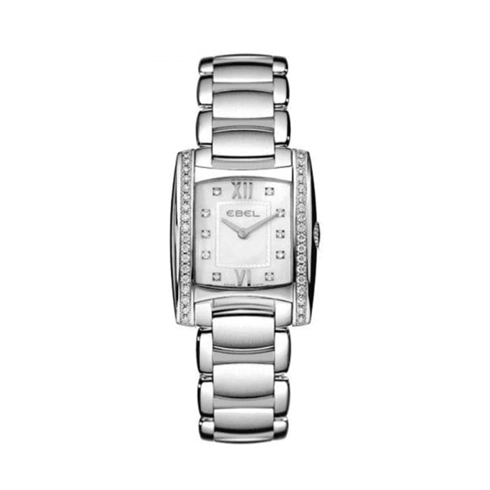 EBEL Brasilia Lady White Mother of pearl
