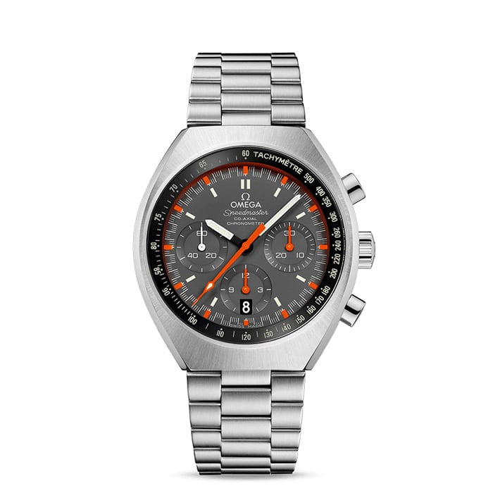 OMEGA Speedmaster mark || Co-Axial Chronograph