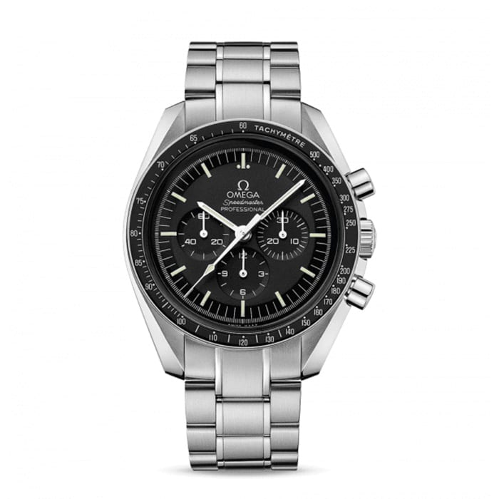 OMEGA Speedmaster Moonwatch Professional Chronograph Saffierglas