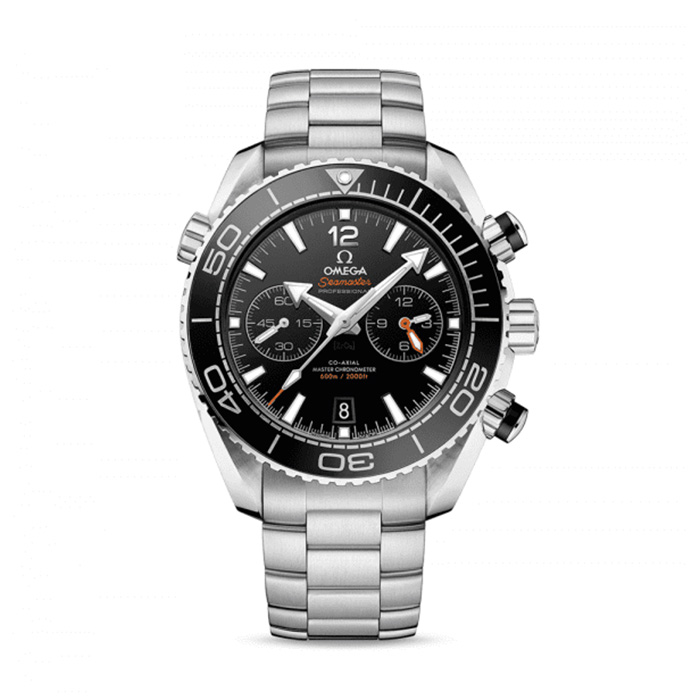 OMEGA Seamaster Planet Ocean 600m Co-Axial Master Chronometer Chronograph