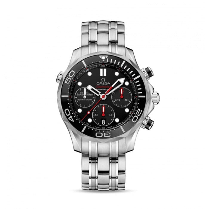 OMEGA Seamaster Diver 300m Co-Axial Chronograph 41,5 mm