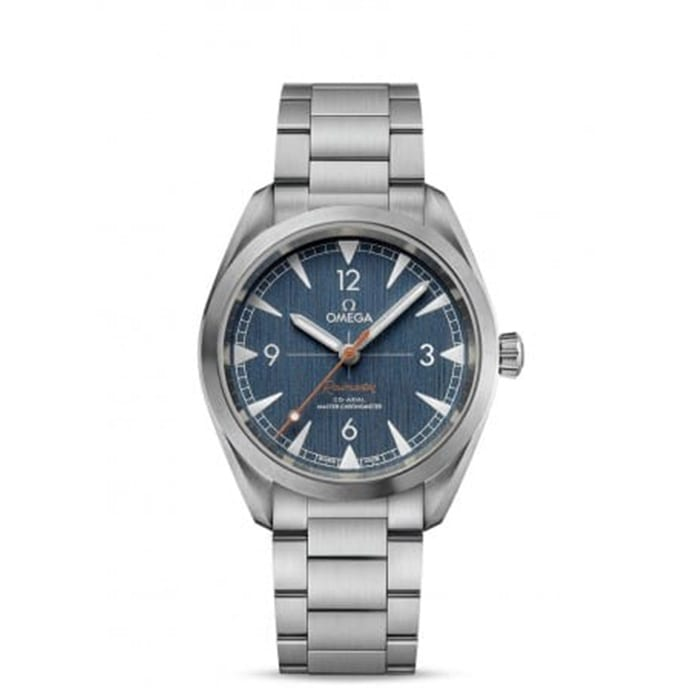 OMEGA Seamaster Railmaster Co-Axial Master Chronometer