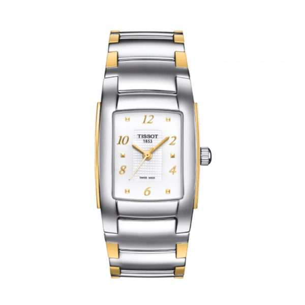 TISSOT T-Classic T10 Silver Dial Ladies Watch