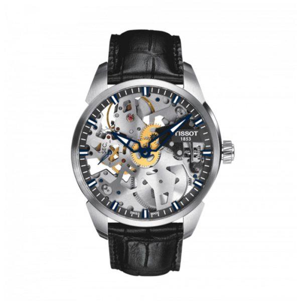 TISSOT T-Complication Squelette Mechanical Men's Watch