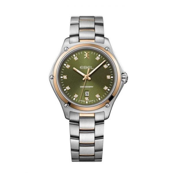 EBEL Discovery Lady Green Dial
