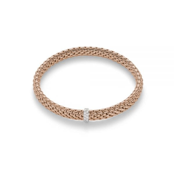 Fope Flex'it Vendôme Rosegold Bracelet