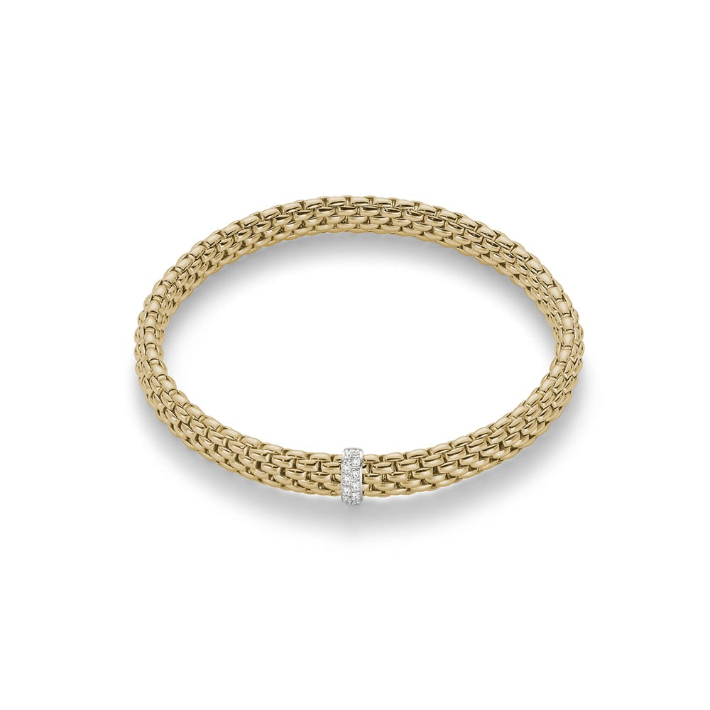 FOPE Flex'it Vendôme Yellowgold Bracelet
