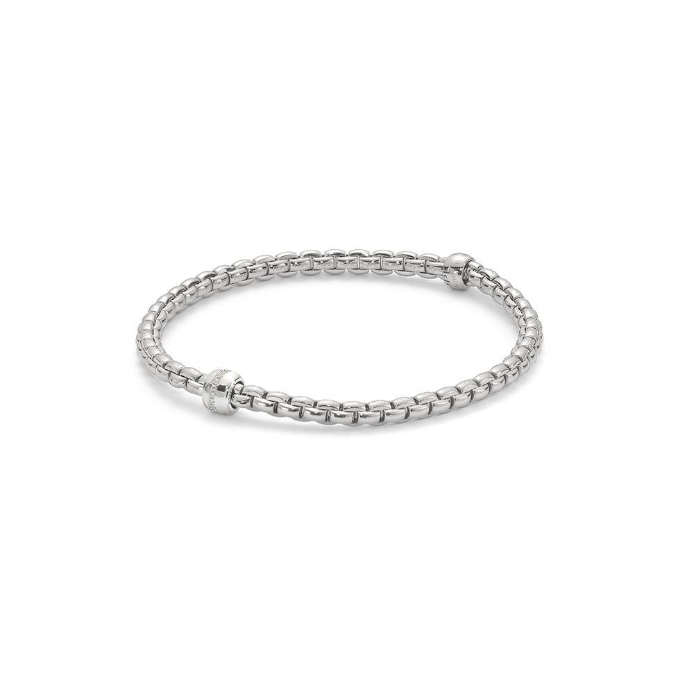 FOPE Eka Tiny Whitegold Bracelet