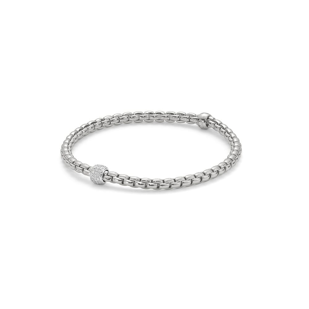 FOPE Flex'it Eka Tiny Whitegold Bracelet