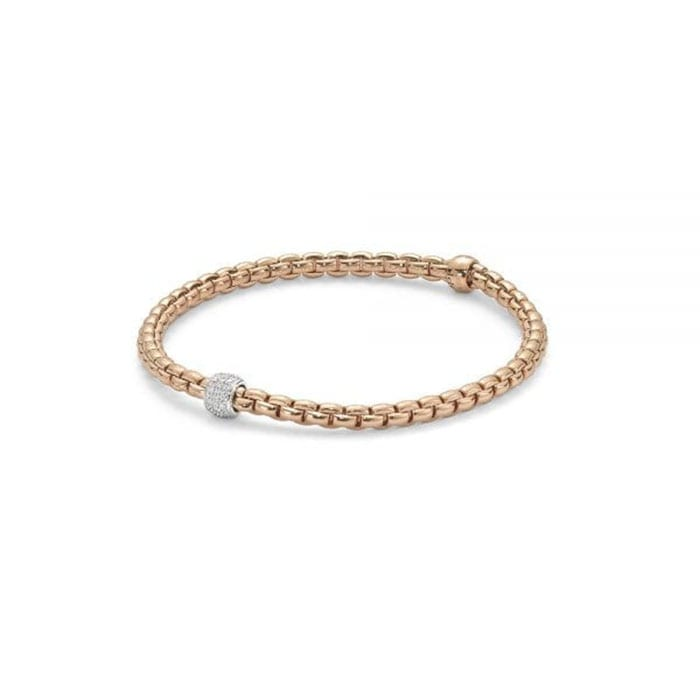 FOPE Flex'it Eka Tiny Rosegold Bracelet