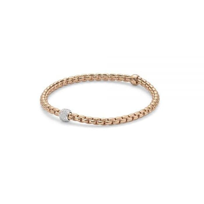 FOPE Flex'it Eka Tiny Rosegold Bracelet