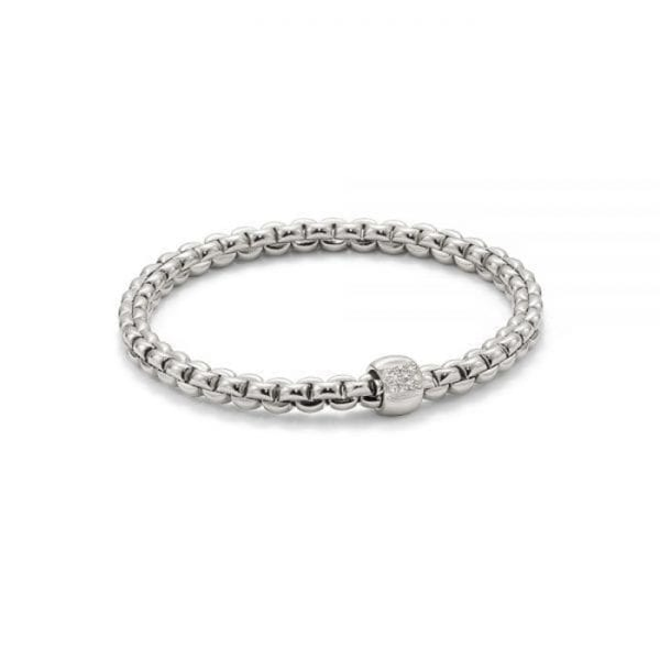 Fope Flex'it Eka Whitegold Bracelet