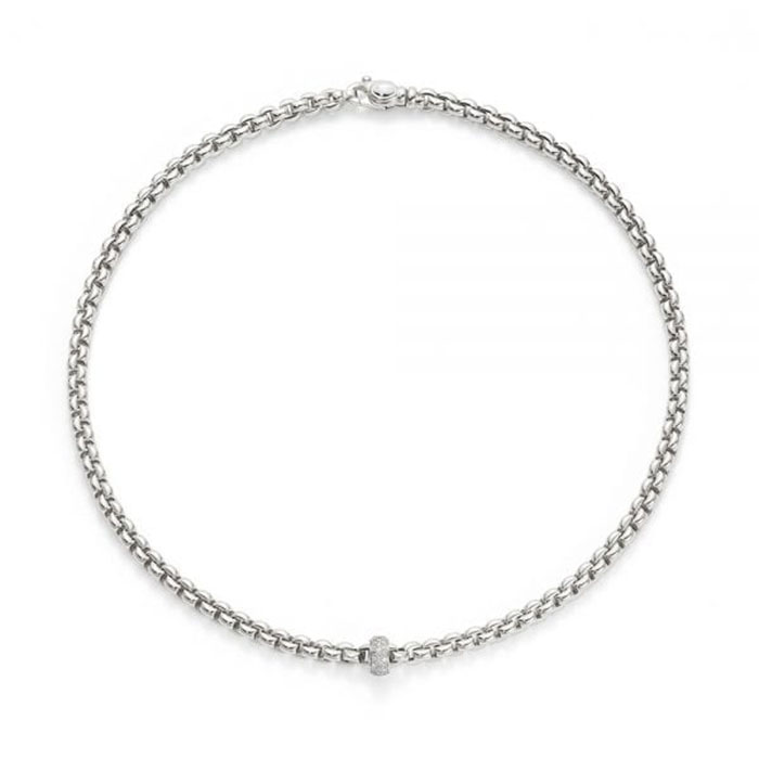 FOPE Flex'it Eka Whitegold Necklace