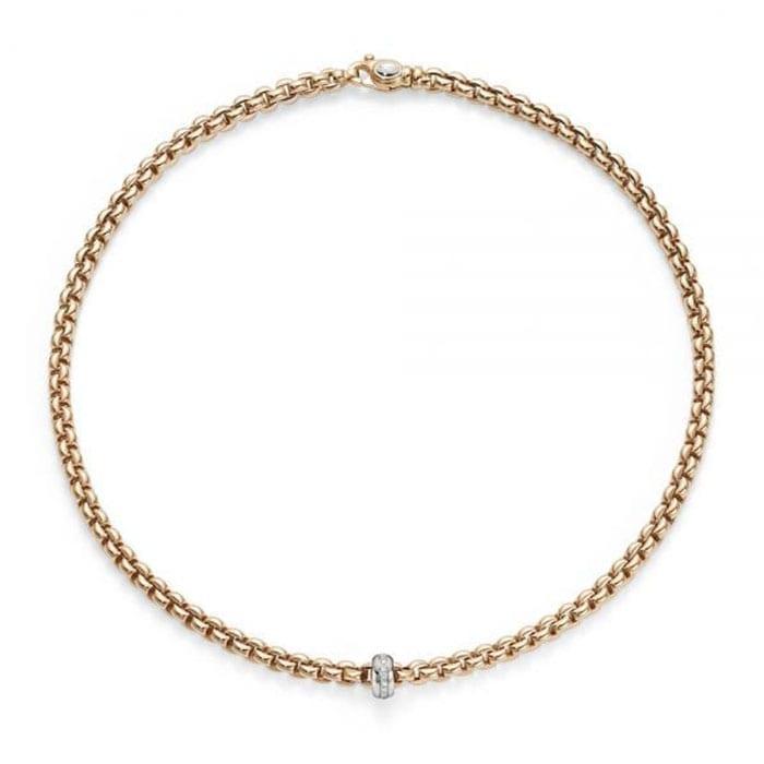 FOPE Flex'it Eka Rosegold Necklace