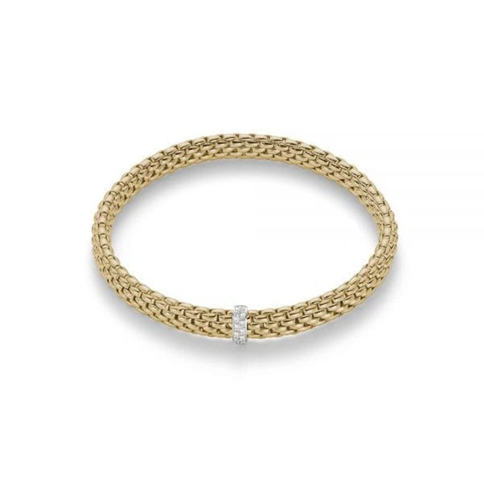 FOPE Flex'it Vendôme Yellowgold Bracelet