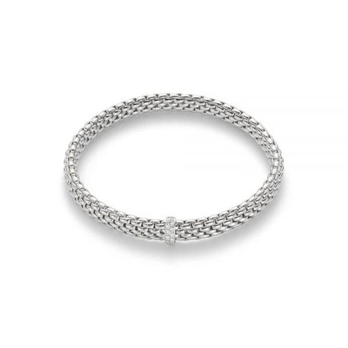 FOPE Flex'it Vendôme Whitegold Bracelet
