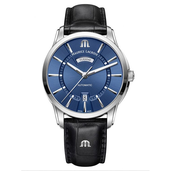 MAURICE LACROIX Pontos Day Date Blue Dial 41mm
