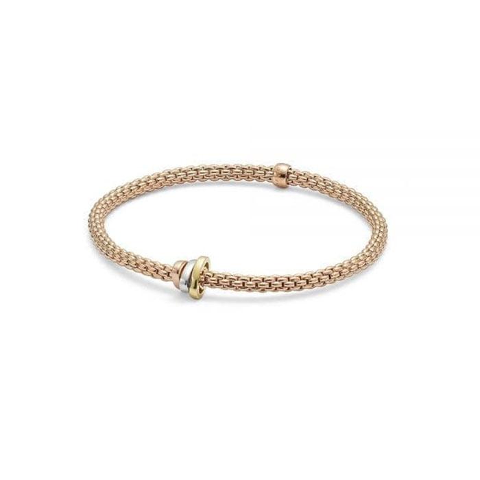 Fope Flex'it Prima Rosegold Bracelet