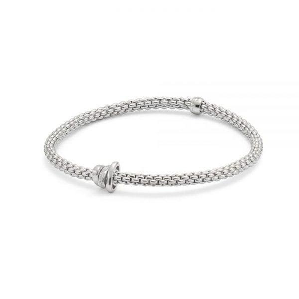 Fope Flex'it Prima Whitegold Bracelet