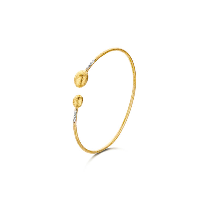 NANIS Dancing in the Rain Gold Bracelet