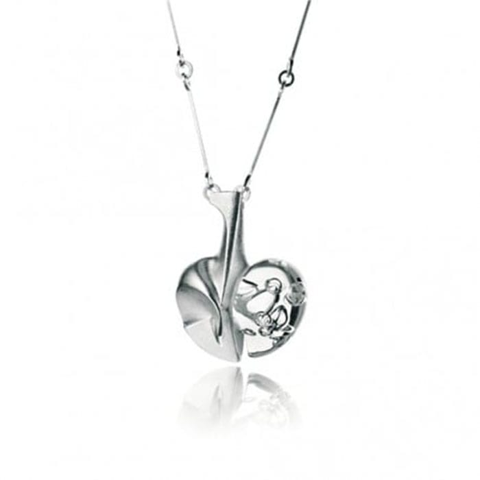 LAPPONIA Space Apple Necklace