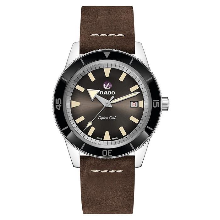 RADO Hyperchrome Captain Cook Automatic Horloge