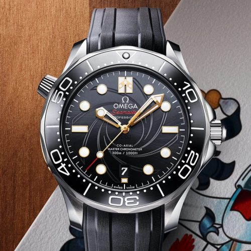 Omega Seamaster Limited Edition Diver 300M