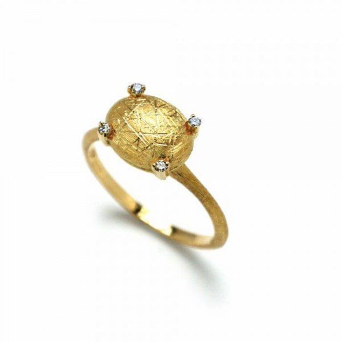 NANIS Ipanema Gold Ring