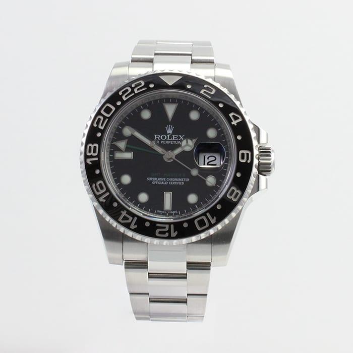 Rolex Horloge Oyster Perpetual Professional GMT-Master II 40 116710LN