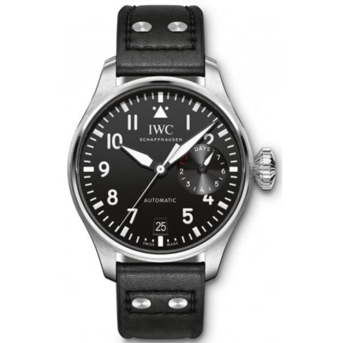 IWC Big Pilot's Watch Black Dial 46mm