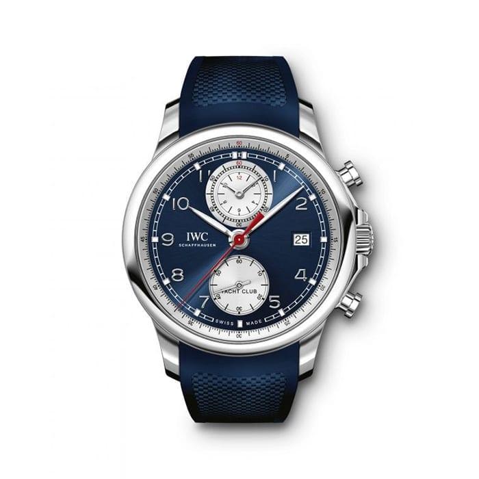 IWC Portugieser Yacht Club Chronograph Blue