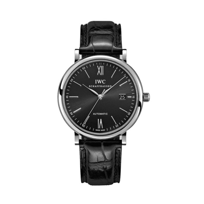 IWC Portofino Automatic Black Dial 40mm