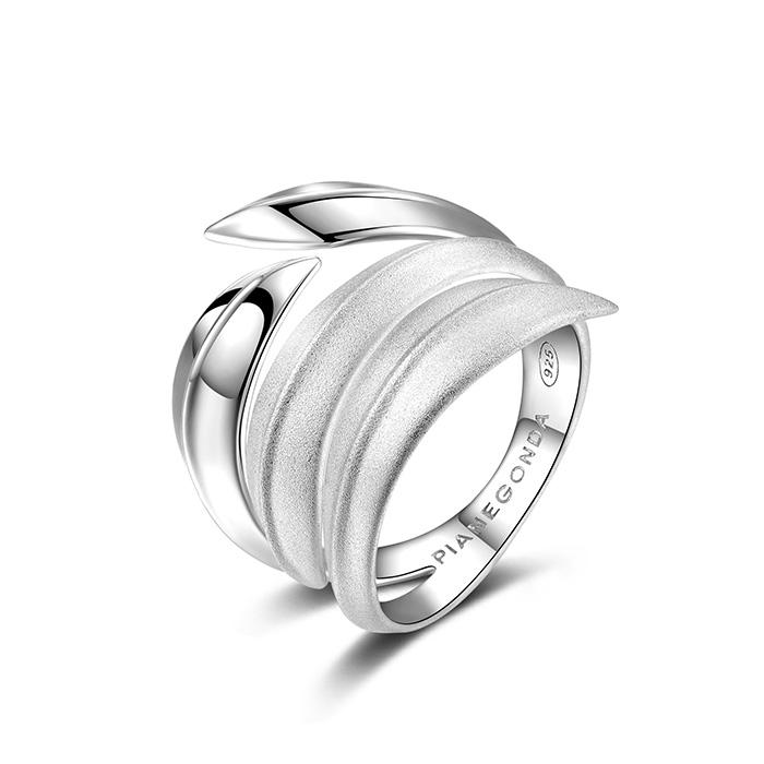 PIANEGONDA Virentia Silver Ring