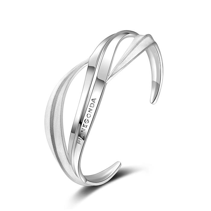 PIANEGONDA Virentia Silver Bracelet