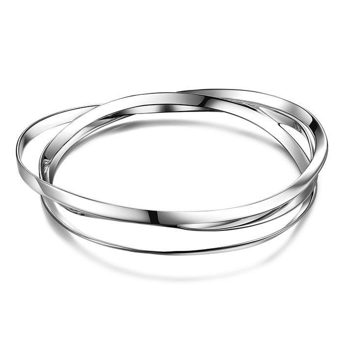 PIANEGONDA Scripta Silver Bracelet