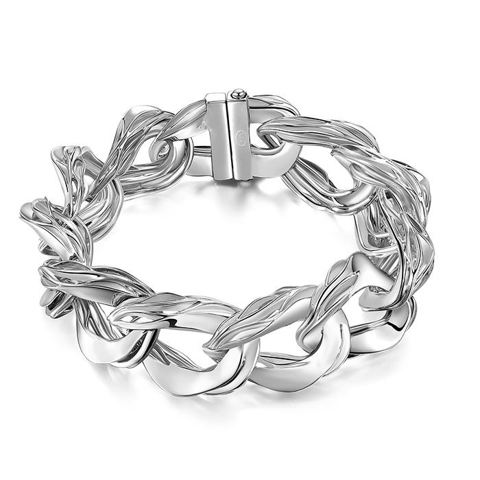 PIANEGONDA Amatum Silver Bracelet