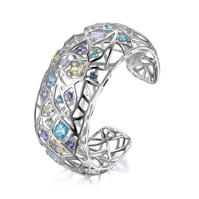 PIANEGONDA Nexum Silver Bracelet