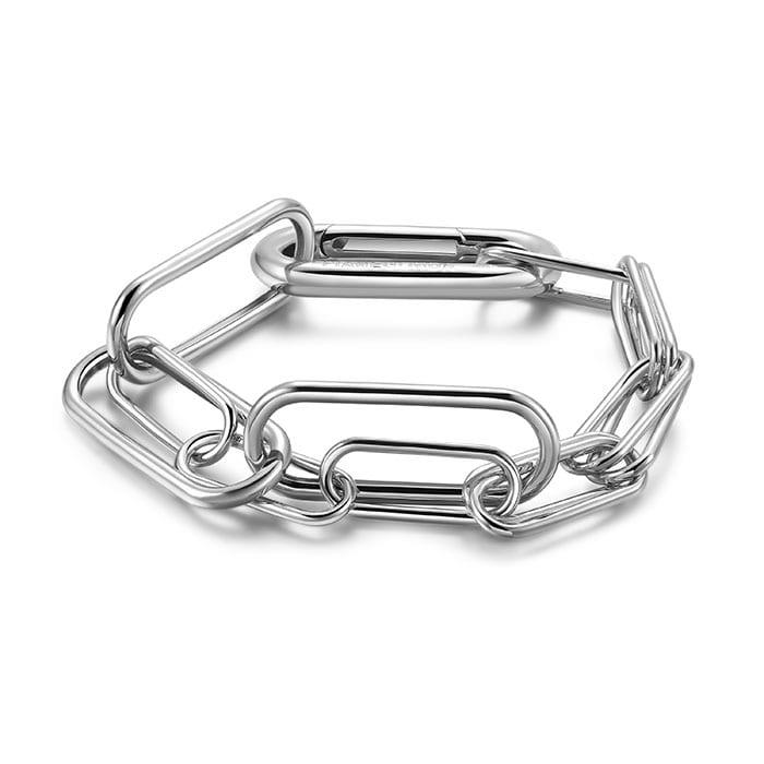 PIANEGONDA Vinctum Silver Bracelet