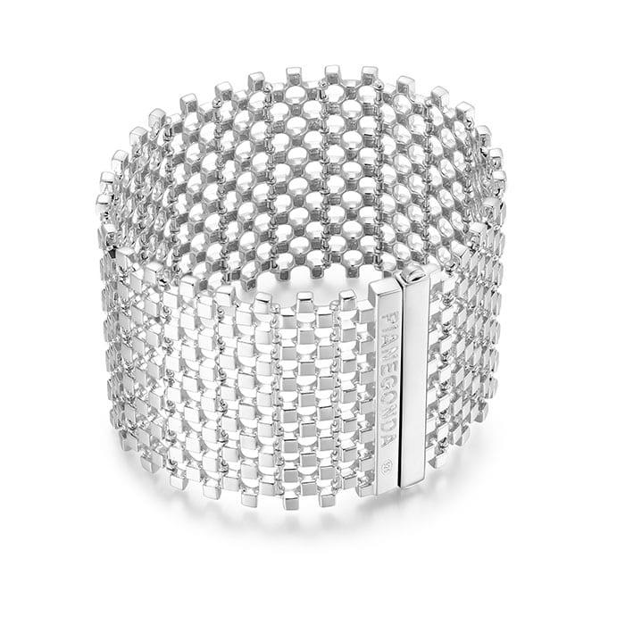 PIANEGONDA Domina Silver Bracelet