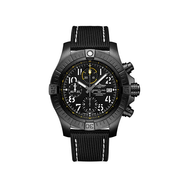 BREITLING Avenger Chronograph Night Mission 45 mm