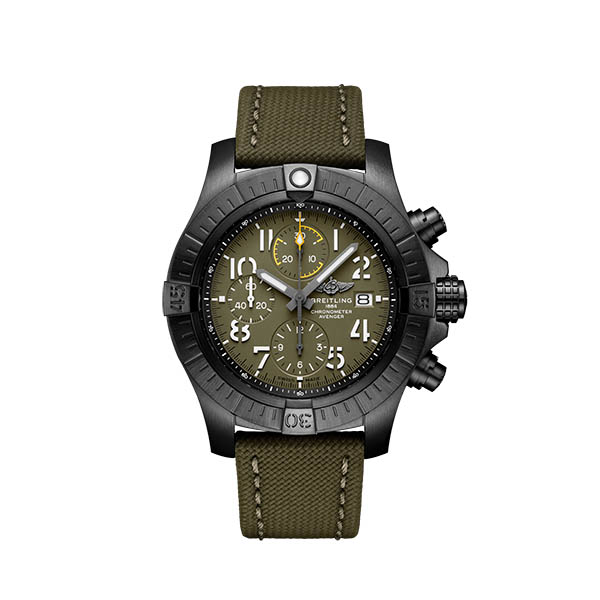 BREITLING Avenger Chronograph 45 mm night mission