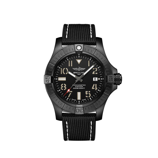 BREITLING Avenger Automatic Seawolf Night Mission 45 mm