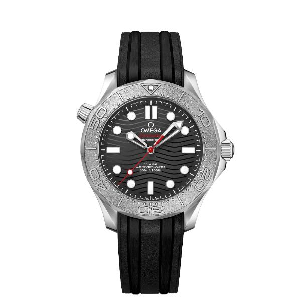 OMEGA Seamaster Diver 300m Chronometer Nekton editie 42mm