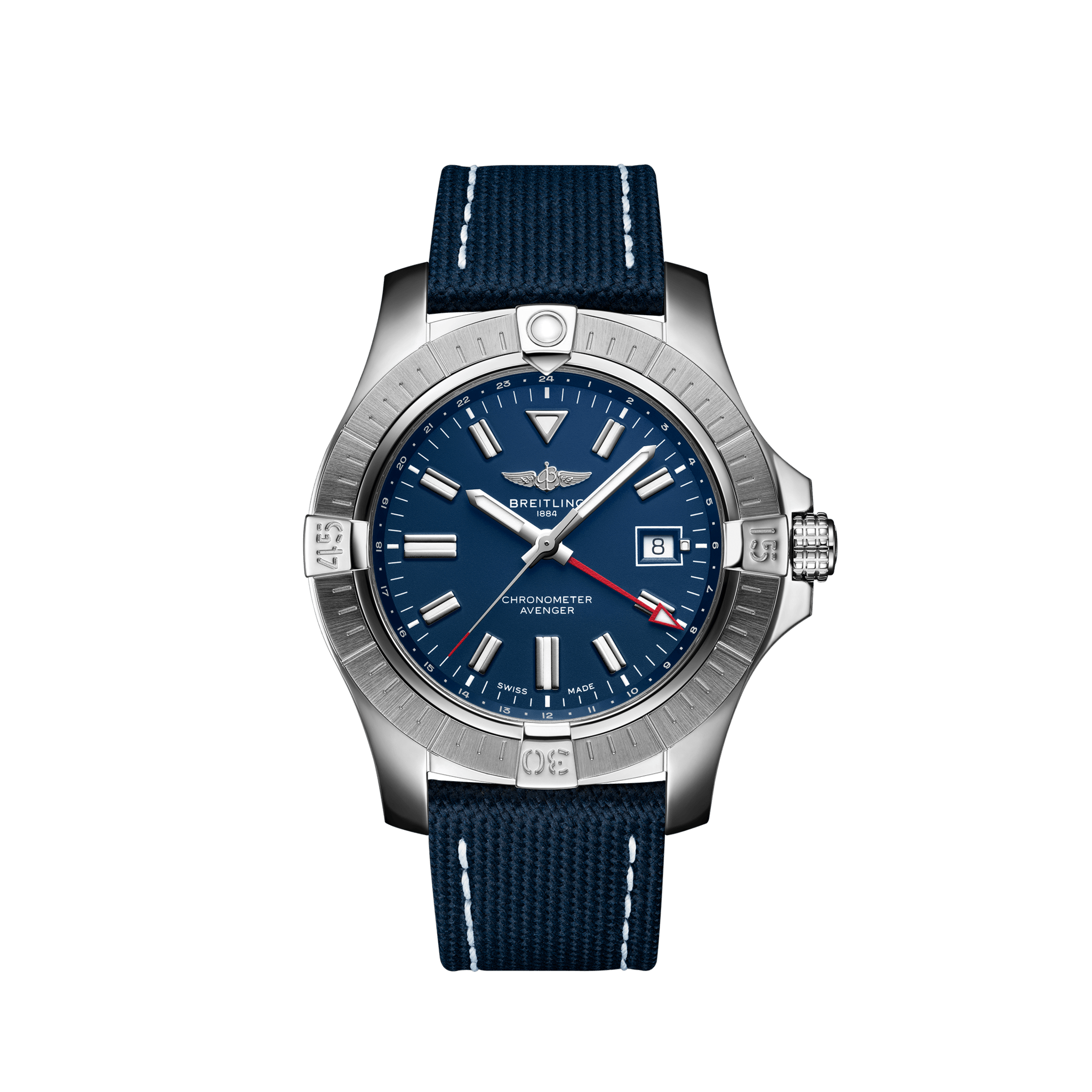 BREITLING Avenger Automatic GMT 45mm